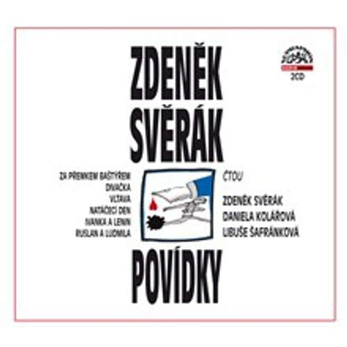 Audiokniha Povídky - Zdeněk Svěrák - Libuše Šafránková