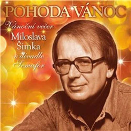 Audiokniha Pohoda Vánoc. Vánoční večer Miloslava Šimka v divadle Semafor - Miloslav Šimek - Jiří Krampol