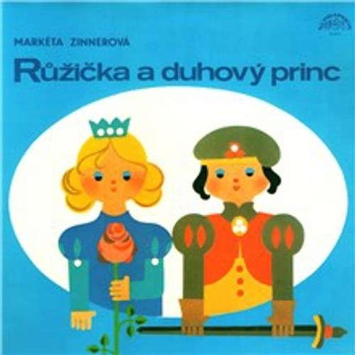 Audiokniha Růžička a duhový princ - Markéta Zinnerová - Viktor Preiss