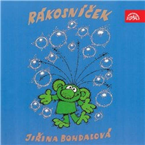 Audiokniha Rákosníček - Jaromír Kincl - Jiřina Bohdalová