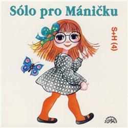 Sólo pro Máničku - Vladimír Straka (Audiokniha)