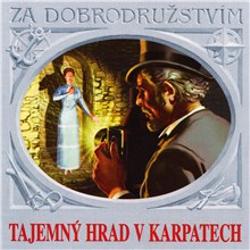 Tajemný hrad v Karpatech - Jules Verne (Audiokniha)