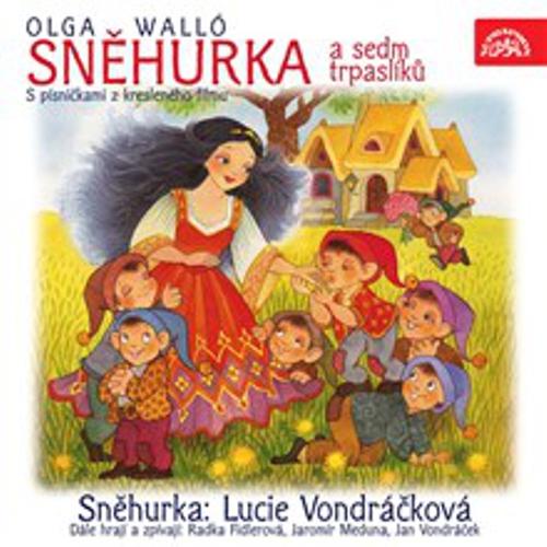 Sněhurka a 7 trpaslíků - Ivo Fischer (Audiokniha)
