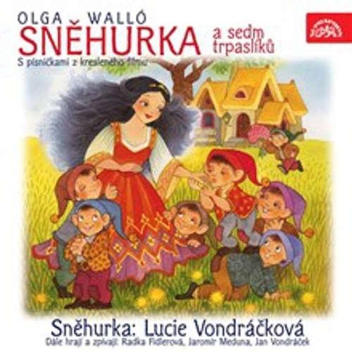 Audiokniha Sněhurka a 7 trpaslíků - Ivo Fischer - Jaromír Meduna