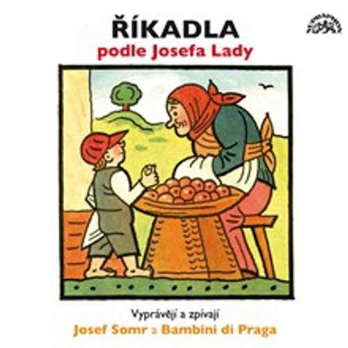 Audiokniha Říkadla - Josef Lada - Josef Somr
