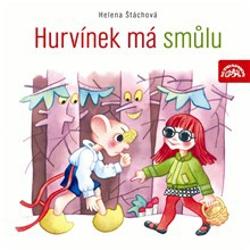 Hurvínek má smůlu - Helena Štáchová (Audiokniha)