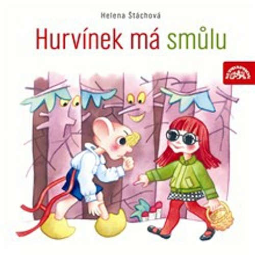 Audiokniha Hurvínek má smůlu - Helena Štáchová - Helena Štáchová