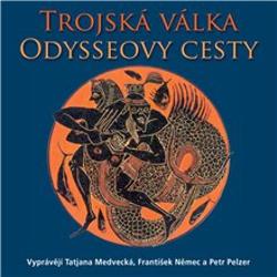 Řecké báje a pověsti - Trojská válka, Odysseovy cesty - Eduard Petiška (Audiokniha)