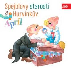 Spejblovy starosti a Hurvínkův apríl - František Nepil (Audiokniha)