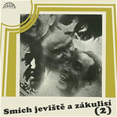 Smích jeviště a zákulisí (II.) - Bohumil Bezouška (Audiokniha)