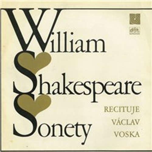 Audiokniha Sonety - William Shakespeare - Václav Voska