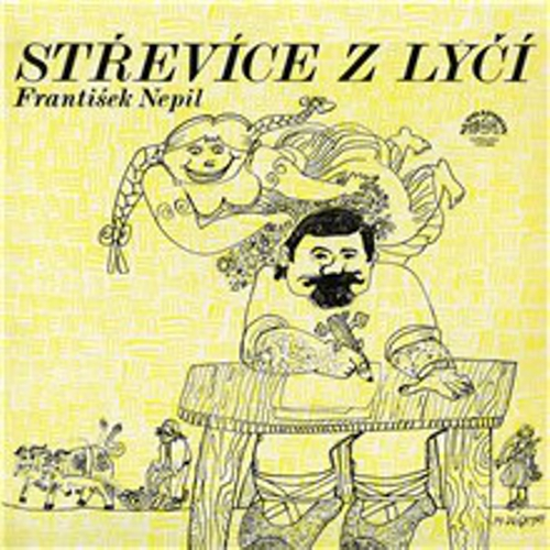 Střevíce z lýčí - František Nepil (Audiokniha)