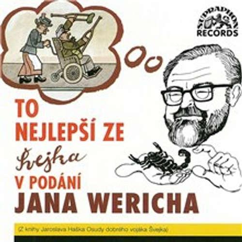 Audiokniha To nejlepší ze Švejka - Jaroslav Hašek - Jan Werich