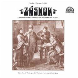 Záskok - Ladislav Smoljak (Audiokniha)