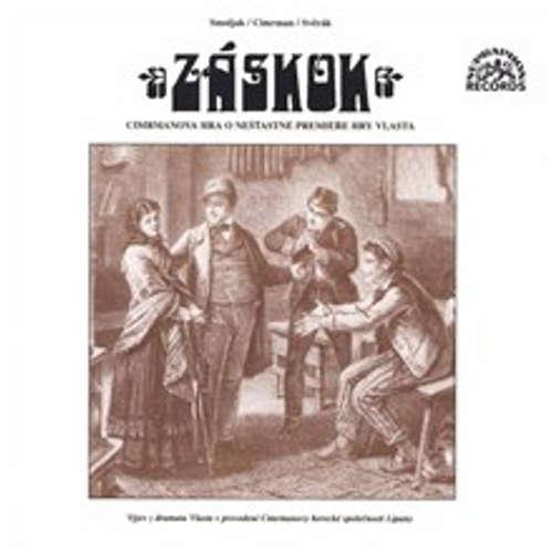 Audiokniha Záskok - Ladislav Smoljak - Zdeněk Svěrák