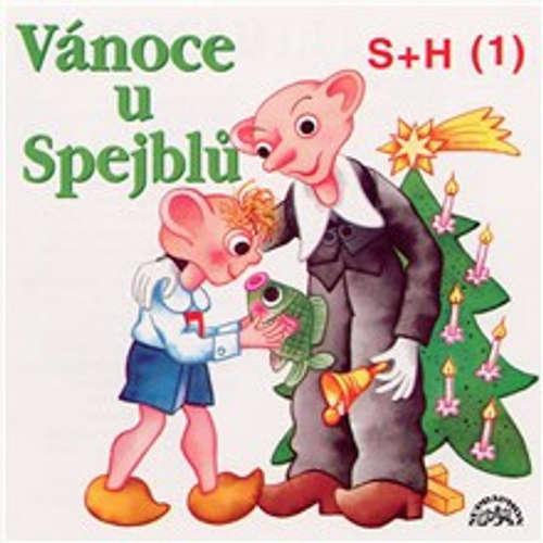 Audiokniha Vánoce u Spejblů - František Nepil - Helena Štáchová