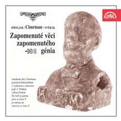 Audiokniha Zapomenuté věci zapomenutého génia (výběr z her) - Ladislav Smoljak - Zdeněk Svěrák