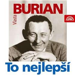 Audiokniha Vlasta Burian - To nejlepší - Eduard Bass - Vlasta Burian