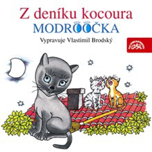 Z deníku kocoura Modroočka - Josef Kolář (Audiokniha)