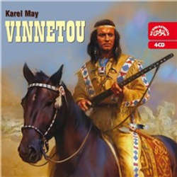 Audiokniha Vinnetou (komplet) - Tomáš Vondrovic - Petr Pelzer