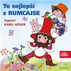 Audiokniha To nejlepší z Rumcajse - Václav Čtvrtek - Karel Höger