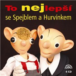 To nejlepší se Spejblem a Hurvínkem - František Nepil (Audiokniha)
