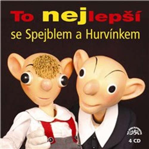 Audiokniha To nejlepší se Spejblem a Hurvínkem - František Nepil - Ladislav Mrkvička