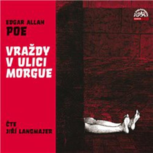 Vraždy v ulici Morgue - Edgar Allan Poe (Audiokniha)