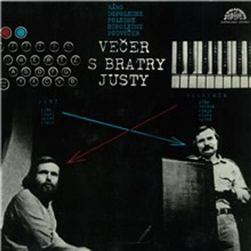 Audiokniha Večer s bratry Justy - Jiří Just - Jiří Just