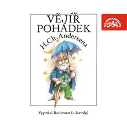 Vějíř pohádek - Hans Christian Andersen (Audiokniha)