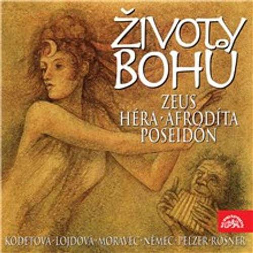 Audiokniha Životy bohů - Tomáš Vondrovic - Petr Pelzer