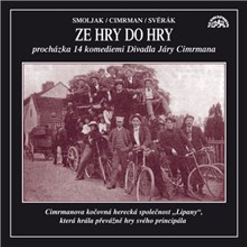 Ze hry do hry - Ladislav Smoljak (Audiokniha)