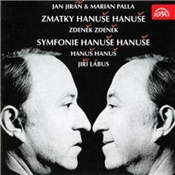 Zmatky Hanuše Hanuše - Jan Jiráň (Audiokniha)