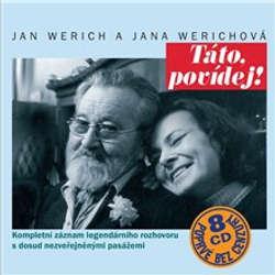 Audiokniha Táto, povídej! (komplet) - Jan Werich - Jan Werich