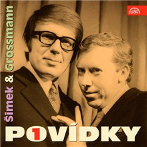 Povídky Šimka a Grossmanna 1 - Miloslav Šimek (Audiokniha)