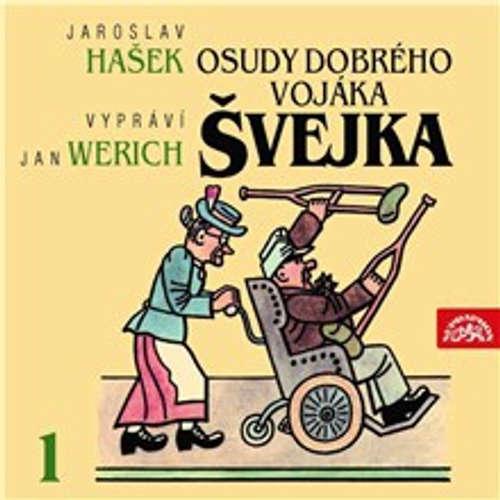 Audiokniha Osudy dobrého vojáka Švejka I. - Jaroslav Hašek - František Filipovský
