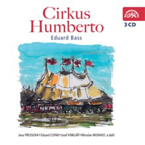 Cirkus Humberto - Eduard Bass (Audiokniha)