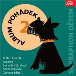 "Album pohádek ""Supraphon dětem"" 2 - Pavel Grym (Audiokniha)"