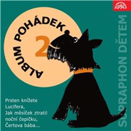"Audiokniha Album pohádek ""Supraphon dětem"" 2 - Pavel Grym - Eduard Cupák"