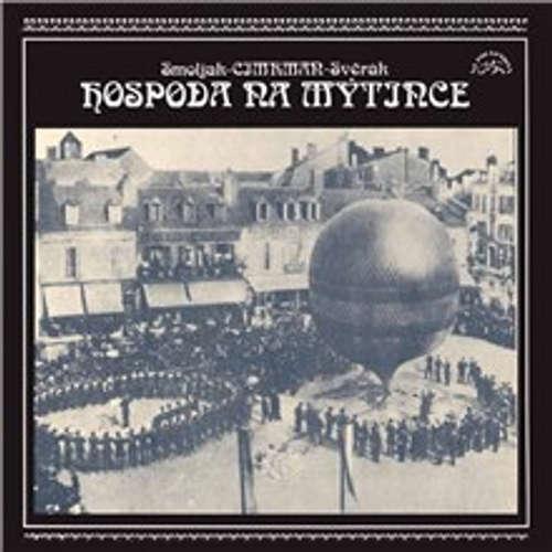 Audiokniha Hospoda Na mýtince - Ladislav Smoljak - Zdeněk Svěrák