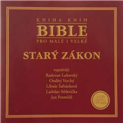 Audiokniha Bible - Starý zákon -  Liturgický text - Ladislav Mrkvička