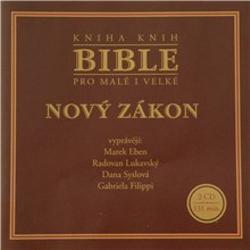 Bible - Nový zákon -  Liturgický text (Audiokniha)