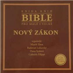 Audiokniha Bible - Nový zákon -  Liturgický text - Marek Eben
