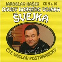 Osudy dobrého vojáka Švejka (9 & 10) - Jaroslav Hašek (Audiokniha)