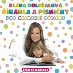 Říkadla a písničky pro nejmenší dětičky - František Hrubín (Audiokniha)
