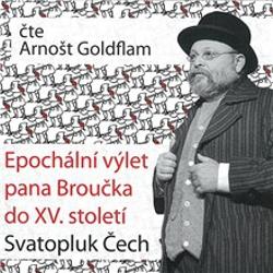 Epochální výlet pana Broučka do XV. století - Dimitrij Dudík (Audiokniha)