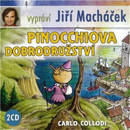 Pinocchiova dobrodružství - Carlo Collodi (Audiokniha)