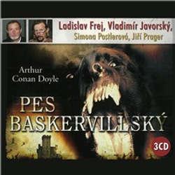 Audiokniha Pes baskervillský - Arthur Conan Doyle - Ladislav Frej