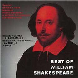 Audiokniha Best Of William Shakespeare - William Shakespeare - Ladislav Mrkvička