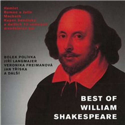 Audiokniha Best Of William Shakespeare - William Shakespeare - Ladislav Mrkvička